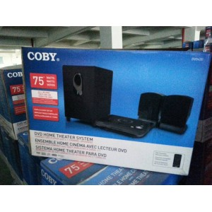 COBY SPEAKER SYSTEMS