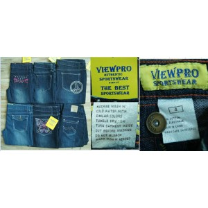 Ladies' Jeans GS14BT171