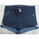 GS2012-139-4200PCS FRAGILE AND DOMAINE DENIM SHORTS FOR WOMEN